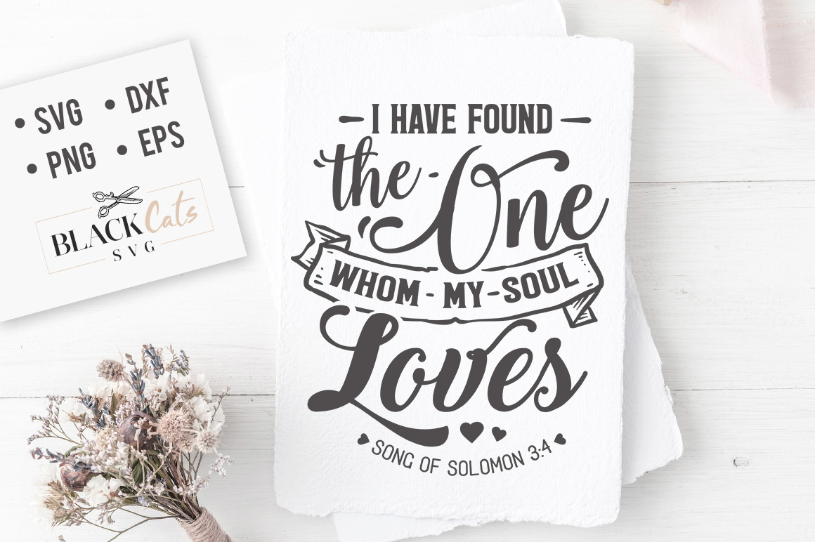 Download Free I Have Found The One Svg Graphic By Blackcatsmedia Creative for Cricut Explore, Silhouette and other cutting machines.