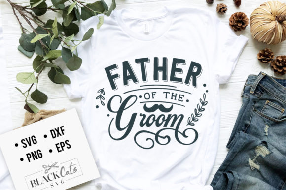 Father of the Groom SVG Graphic By sssilent_rage