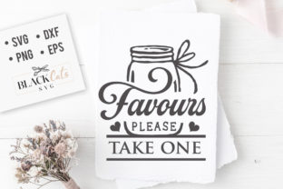 Print on Demand: Favors - Please Take One Graphic Crafts By BlackCatsMedia