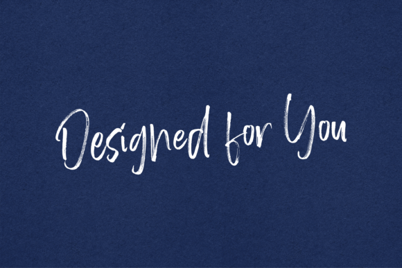 Print on Demand: Brother Home Script & Handwritten Font By Letteralle - Image 15