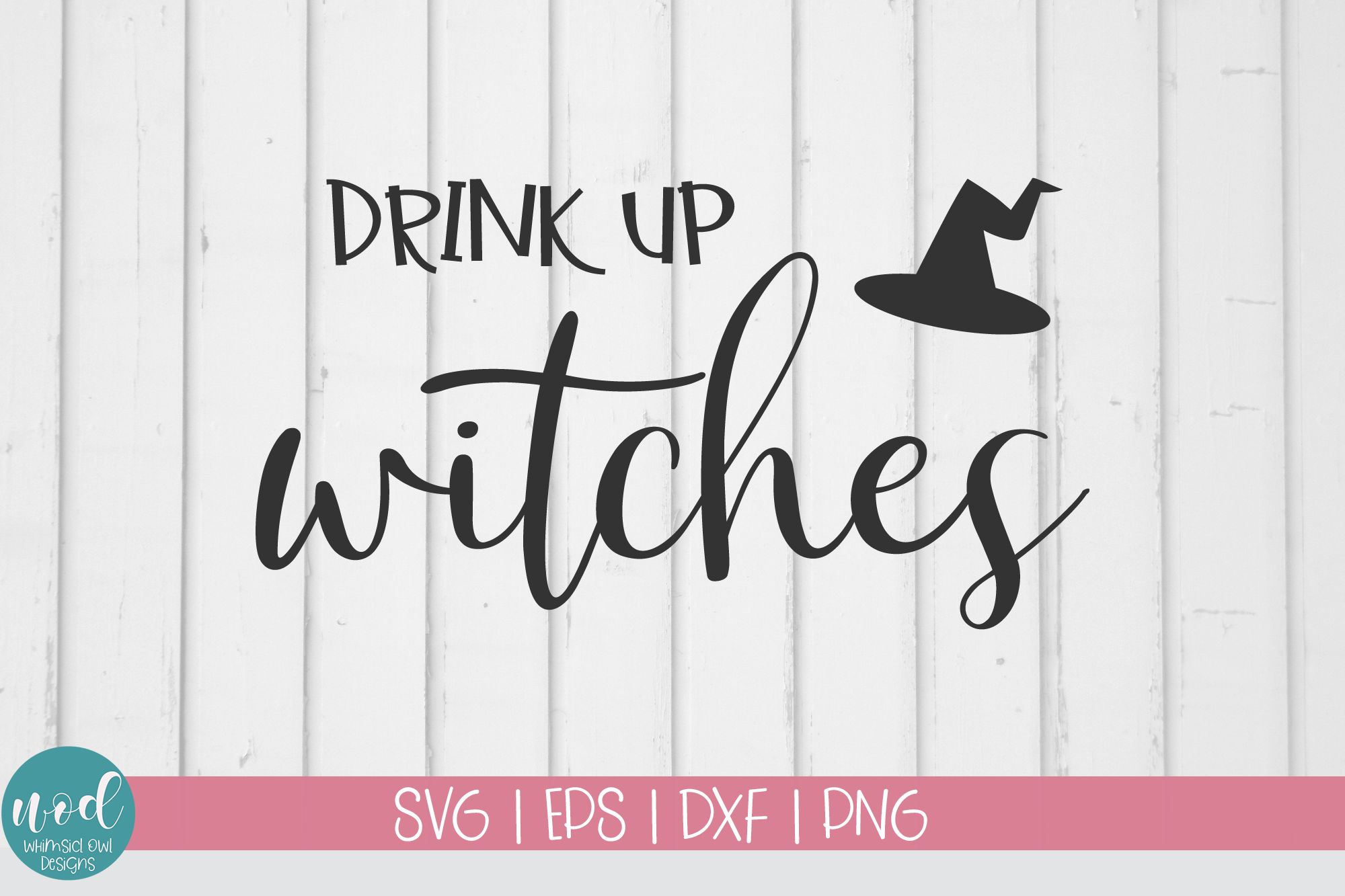 Download Free Drink Up Witches Grafico Por Whimsicl Owl Designs Creative Fabrica for Cricut Explore, Silhouette and other cutting machines.