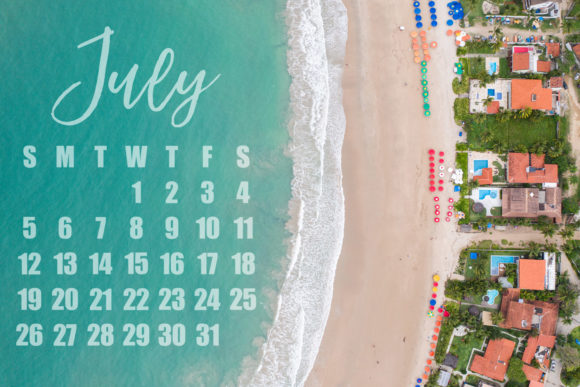 2020 Calendar Overlay Templates  Graphic Download
