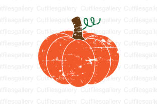 Download Free Distressed Pumpkin Graphic By Cutfilesgallery Creative Fabrica for Cricut Explore, Silhouette and other cutting machines.