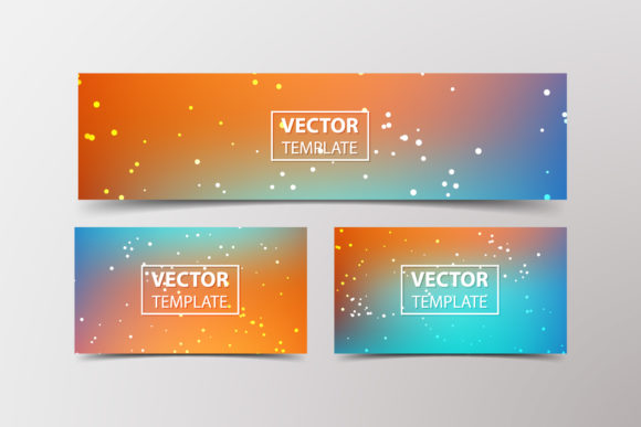 Color Banner Graphic Graphic Templates By Manuchi