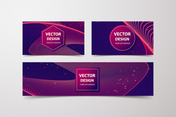Line Banner Graphic Graphic Templates By Manuchi