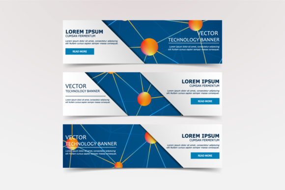Sphere Banner Graphic Graphic Templates By Manuchi