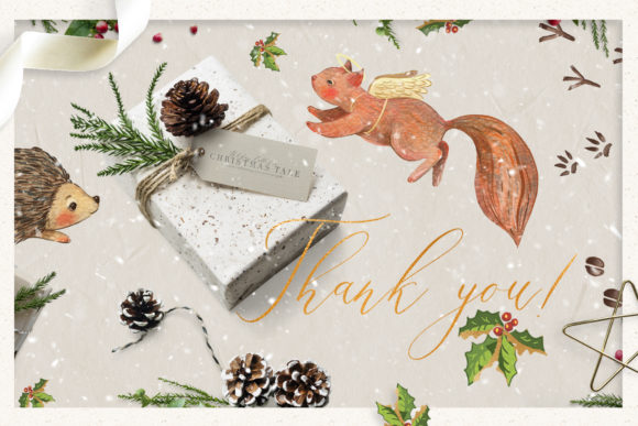 Christmas Tale Graphic Collection Graphic By NassyArt Image 11
