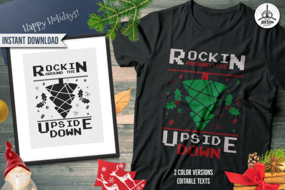 Christmas Tree T Shirts Graphic By Jeksongraphics Creative Fabrica
