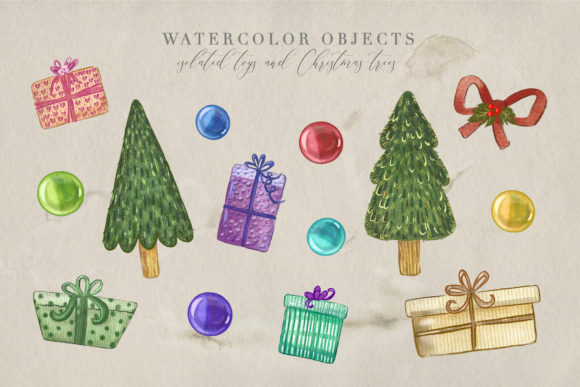 Christmas Tale Graphic Collection Graphic Illustrations By NassyArt - Image 5