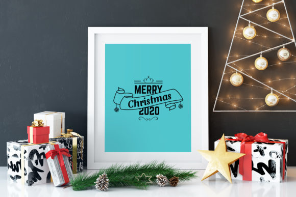Christmas Bundle New Year Labels Graphic Crafts By JeksonGraphics - Image 6