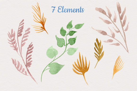 Print on Demand: Bouquet of Flowers Bright Dreams Graphic Illustrations By MyStocks - Image 3