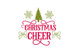 Christmas Cheer Craft Design By Creative Fabrica Crafts