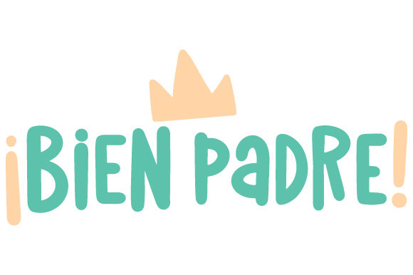 Download Free Bien Padre Svg Cut File By Creative Fabrica Crafts Creative for Cricut Explore, Silhouette and other cutting machines.