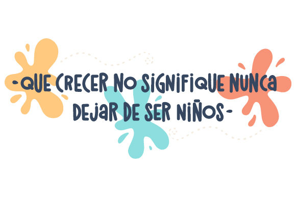 Download Free Que Crecer No Signifique Nunca Svg Cut File By Creative for Cricut Explore, Silhouette and other cutting machines.