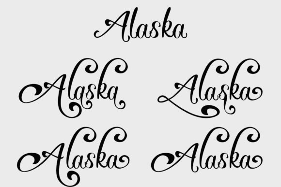 Hustyle Font Preview