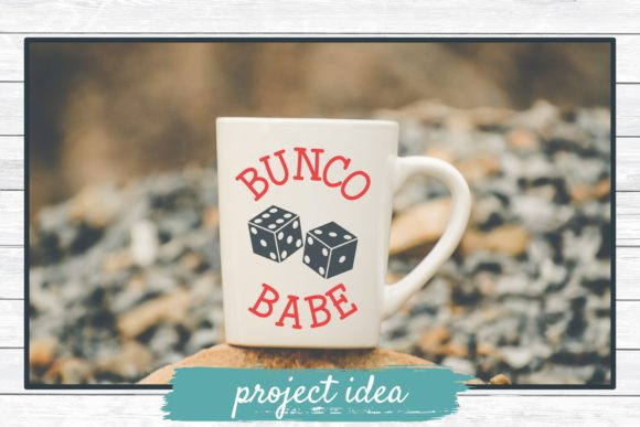 Bunco Babe Graphic Crafts By funkyfrogcreativedesigns - Image 2