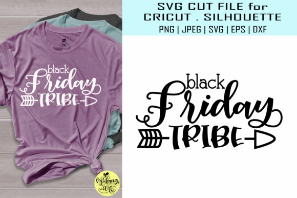 Black Friday Tribe Graphic By MidmagArt