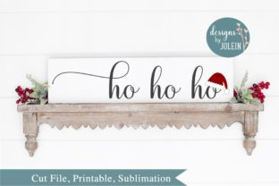 Ho Ho Ho Graphic By Designs by Jolein