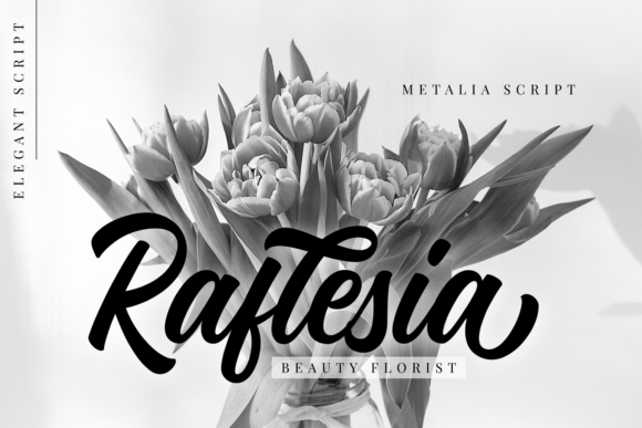 Print on Demand: Metalia Script & Handwritten Font By IklazStudio - Image 2