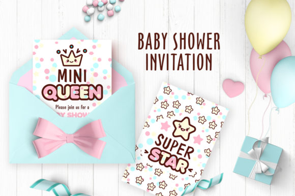 Cute Vector Prints for Baby Apparel Graphic Illustrations By Peliken - Image 2
