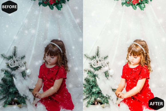 Download Free Christmas Photoshop Actions Acr Preset Grafico Por Mattte Studio for Cricut Explore, Silhouette and other cutting machines.