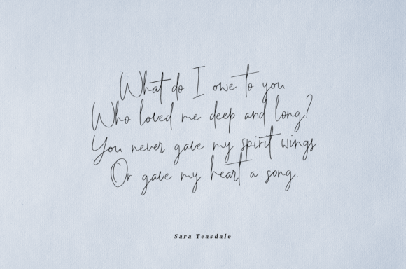 Print on Demand: Wild South Script & Handwritten Font By it_was_a_good_day - Image 4
