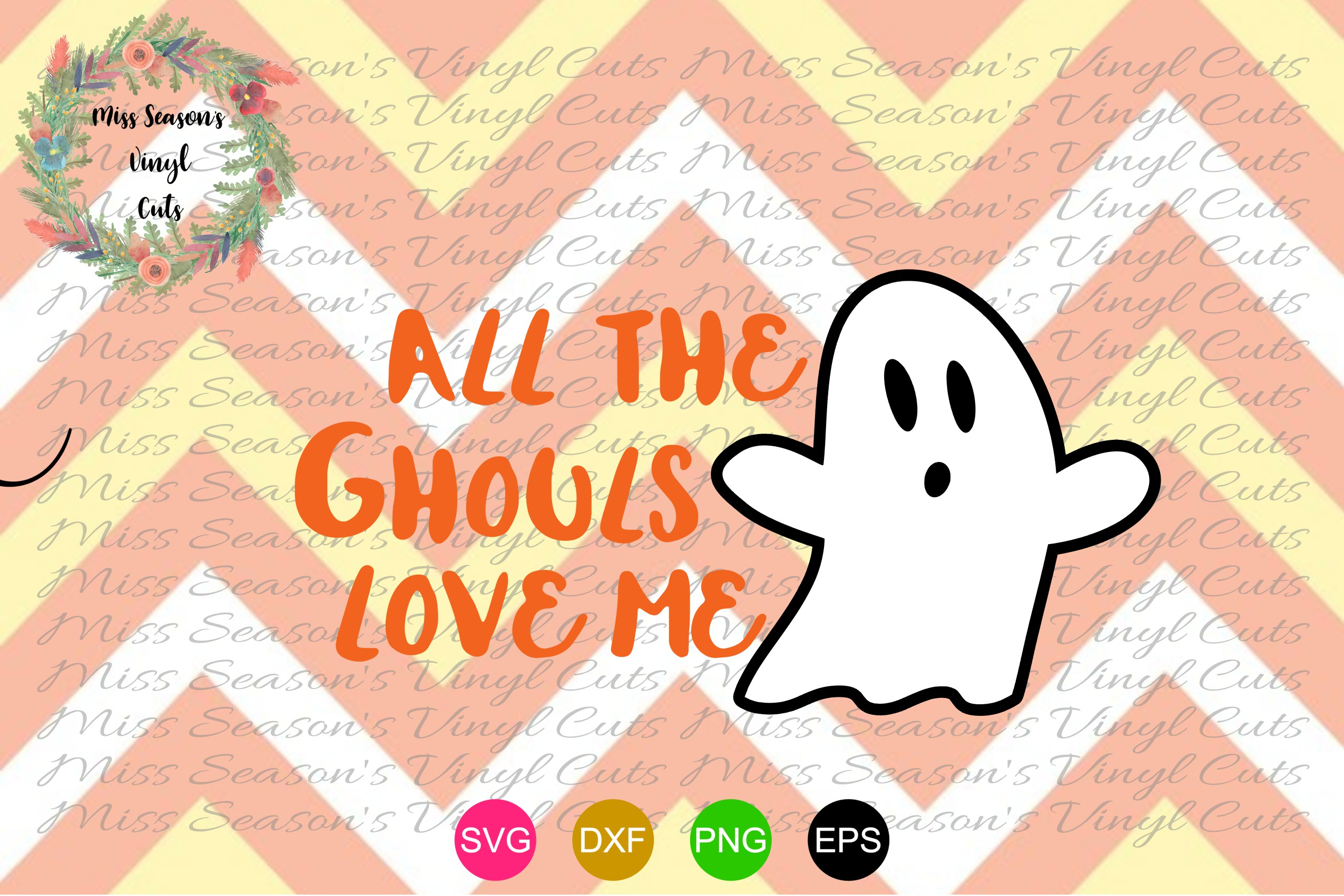Download Free All The Ghouls Love Me Halloween Svg Graphic By for Cricut Explore, Silhouette and other cutting machines.
