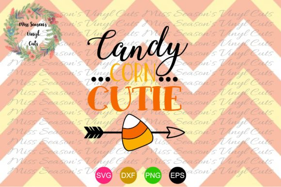 Download Free Candy Corn Cutie Svg Halloween Svg Graphic By for Cricut Explore, Silhouette and other cutting machines.