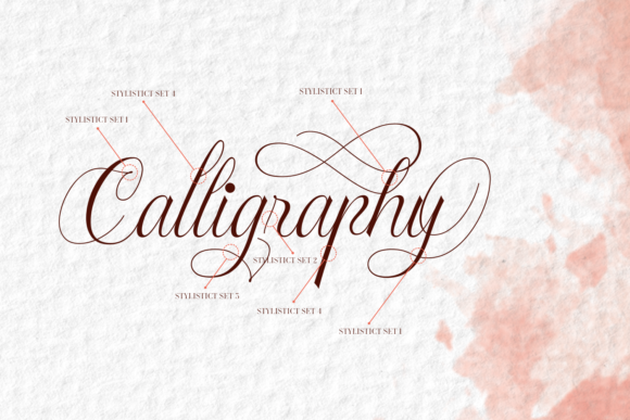 Print on Demand: Delicia Fairly Script & Handwritten Font By Dani (7NTypes) - Image 3