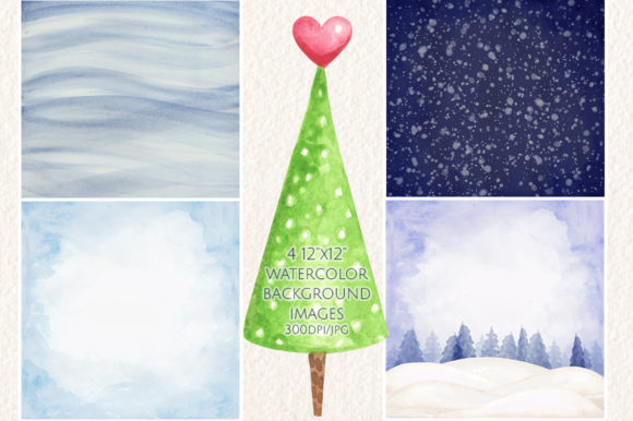 Gingerbread Land Watercolor Collection Graphic Illustrations By Dapper Dudell - Image 5