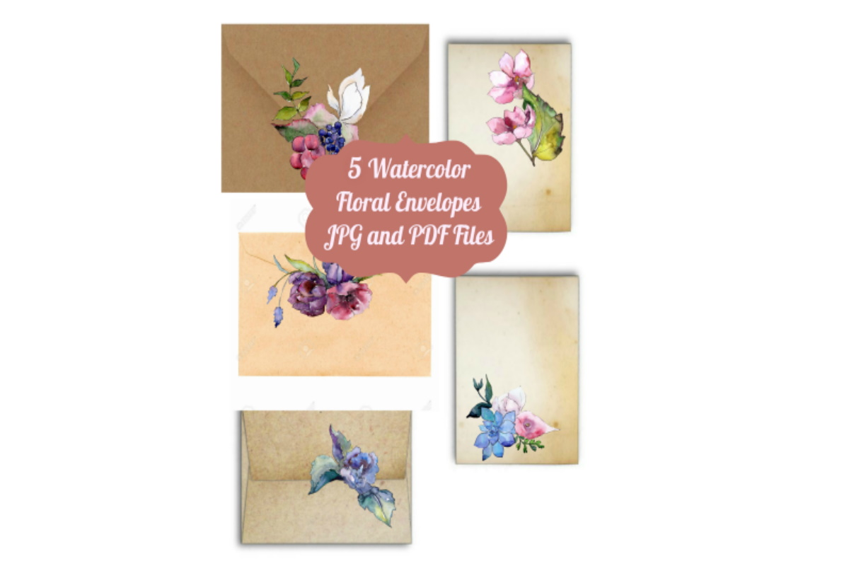Download Free 5 Vintage Atc Cards Graphic By Scrapbook Attic Studio Creative for Cricut Explore, Silhouette and other cutting machines.