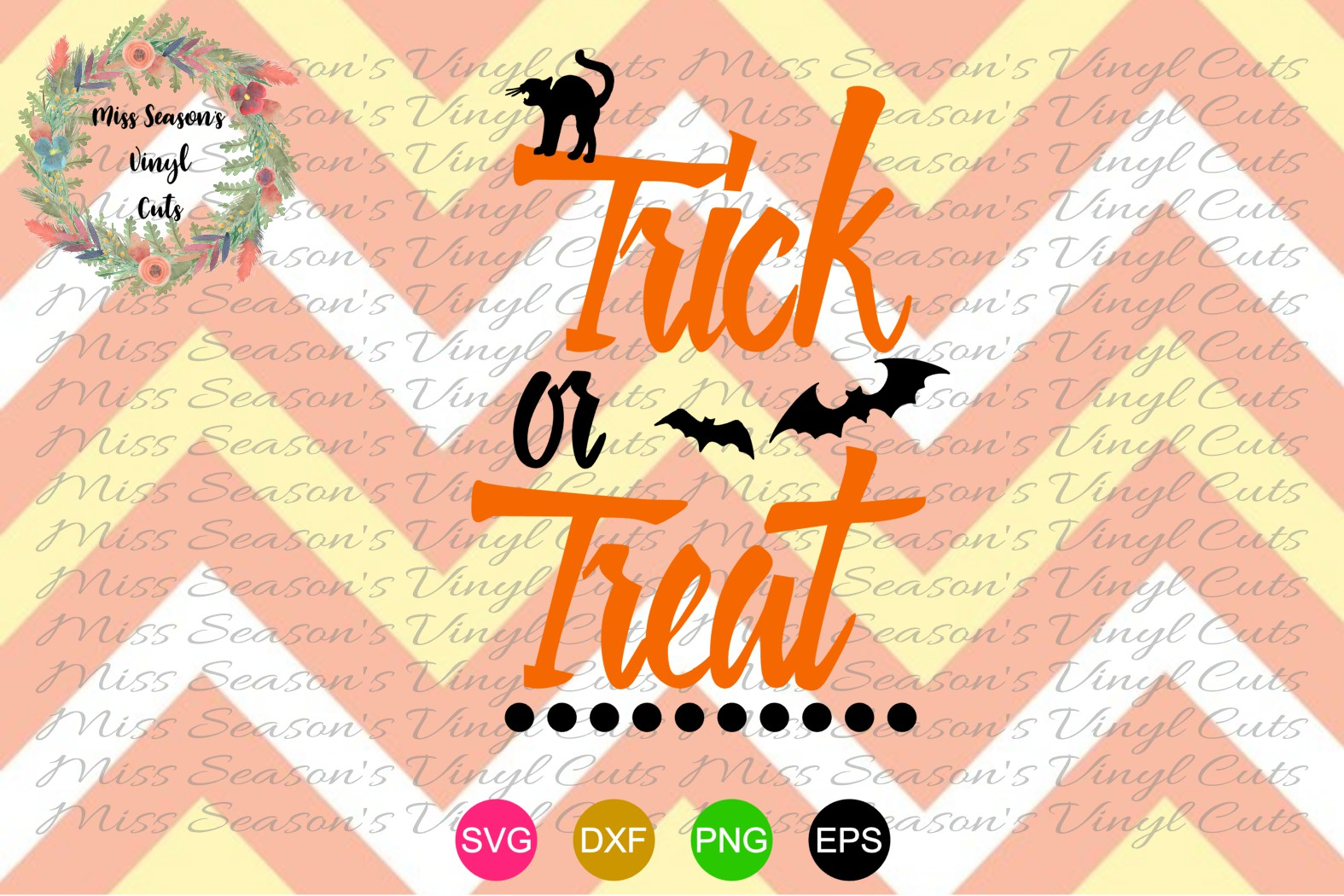 Trick Or Treat Svg Halloween Svg Graphic By