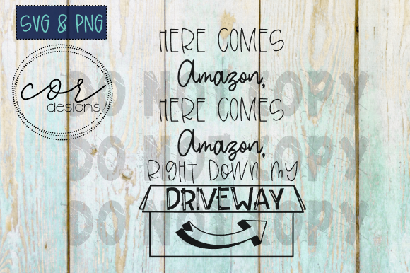Download Free Here Comes Amazon Svg Png Graphic By Designscor Creative for Cricut Explore, Silhouette and other cutting machines.
