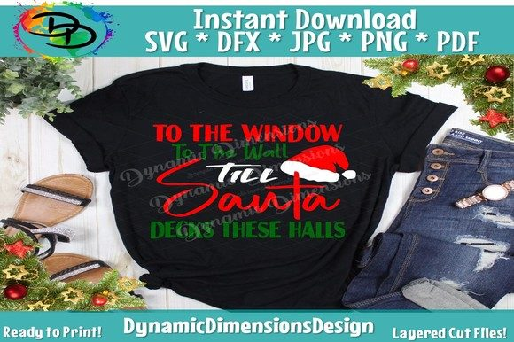 Download Free Santa Svg Funny Christmas Svg From Th Graphic By for Cricut Explore, Silhouette and other cutting machines.