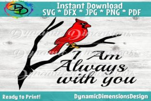 Download Free In Memory Svg Cardinals Appear When Ang Graphic By for Cricut Explore, Silhouette and other cutting machines.