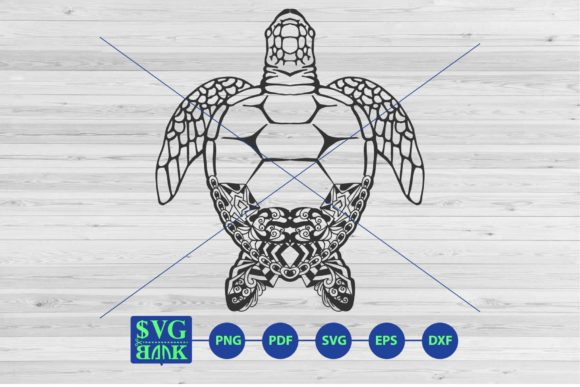 Download Free Shark Mandala Graphic By Svgbank Creative Fabrica for Cricut Explore, Silhouette and other cutting machines.