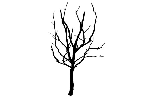 Print on Demand: Dead Tree Graphic Crafts By OA Design