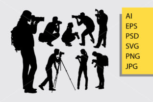Photography Silhouette Graphic By Cove703