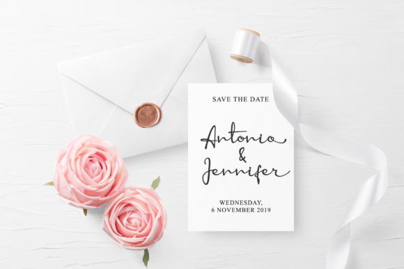 Print on Demand: Anuin Script & Handwritten Font By LetterBeary - Image 5