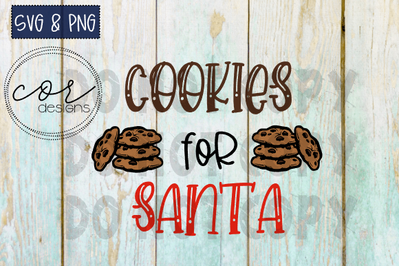 Download Free Cookies For Santa Graphic By Designscor Creative Fabrica for Cricut Explore, Silhouette and other cutting machines.