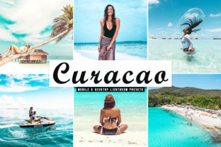 Curacao Lightroom Presets Pack Graphic By Creative Tacos