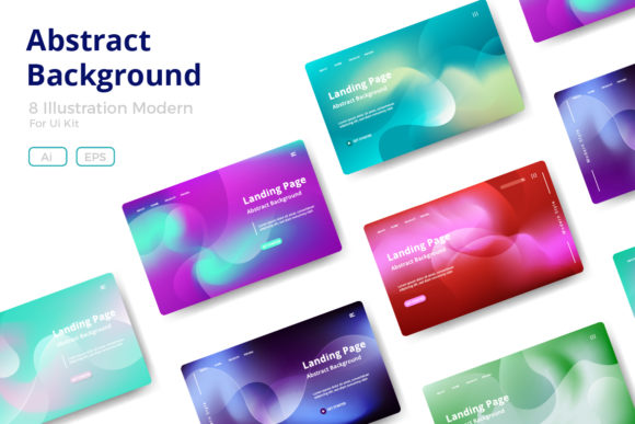 8 Abstract Background Design Graphic Backgrounds By Twiri