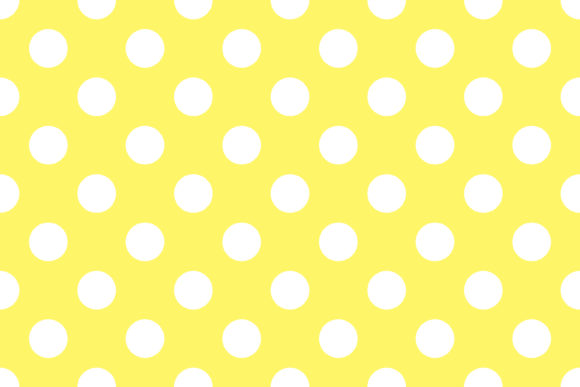 Download Free Big Polka Dots Pattern Graphic By Brightgrayart Creative Fabrica for Cricut Explore, Silhouette and other cutting machines.