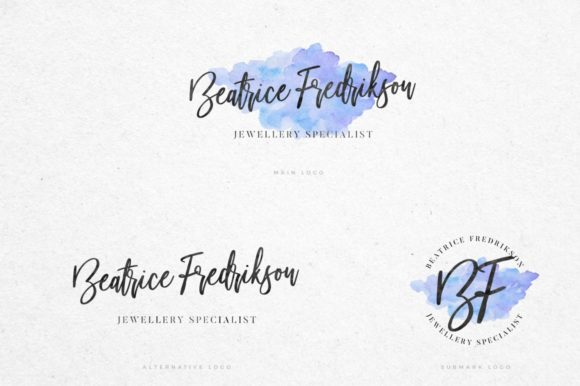 Print on Demand: Beautiful Bloom Script & Handwritten Font By wornoutmedia - Image 6