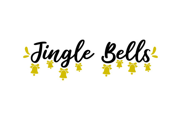 Download Free Jingle Bells Svg Cut File By Creative Fabrica Crafts Creative for Cricut Explore, Silhouette and other cutting machines.