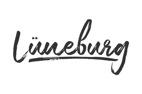 Download Free Luneburg Svg Cut File By Creative Fabrica Crafts Creative Fabrica for Cricut Explore, Silhouette and other cutting machines.