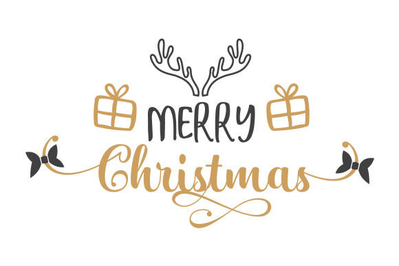 Merry Christmas Craft Design Por Creative Fabrica Crafts