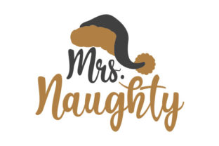 Mrs Naughty Craft Design By Creative Fabrica Crafts