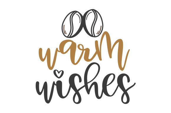 Warm Wishes Christmas Craft Cut File By Creative Fabrica Crafts - Image 1