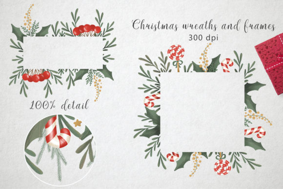 Print on Demand: Hugge Christmas Illustrations Graphic Illustrations By By Anna Sokol - Image 5